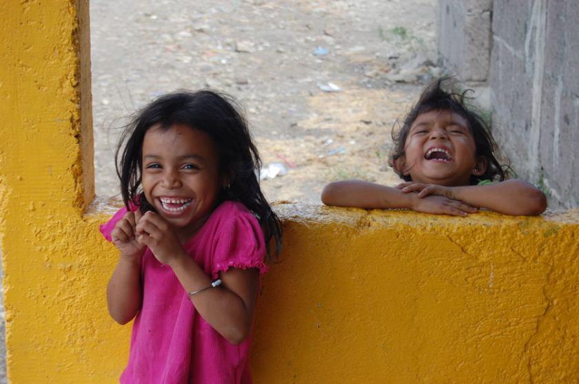 Nicaragua Giggles