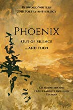 Phoenix: Out of Silence Redwood Writers Poetry Anthology Book Cover
